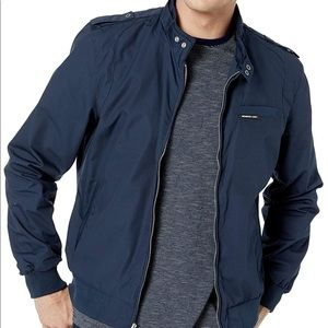 NEW! Members Only Men's Iconic Racer Jacket